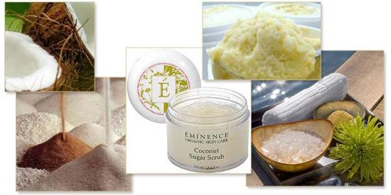 Salt Scrubs